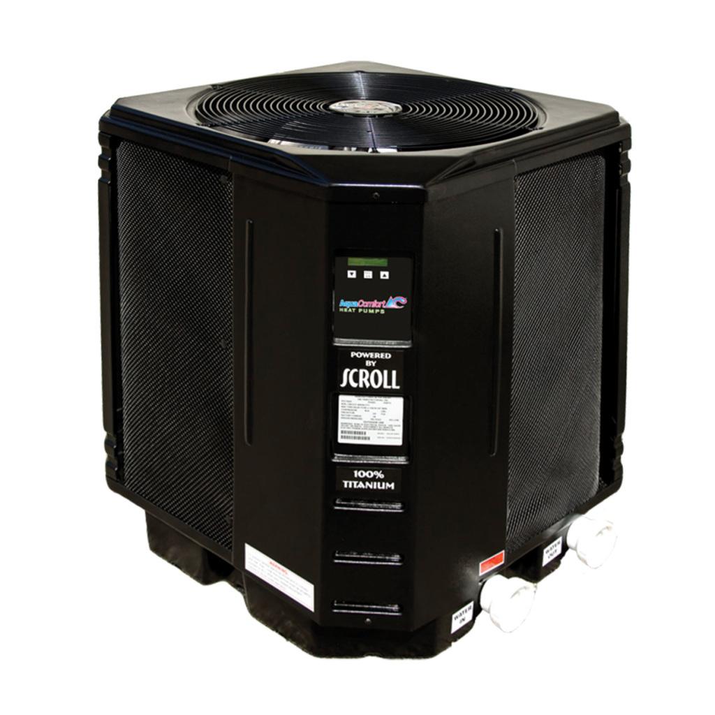 AquaComfort Classic Black Series aquacomfort heat pump service