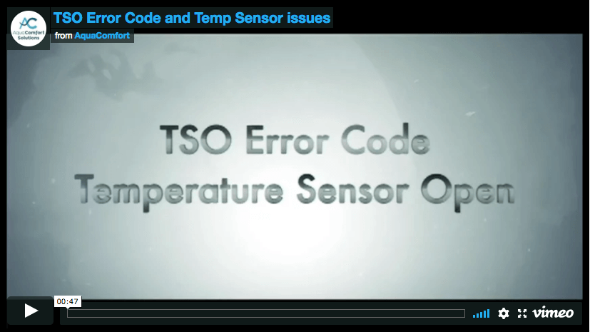 TSO Error Code Video Poster