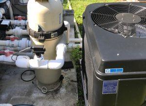 aquacomfort heat pump pool heater